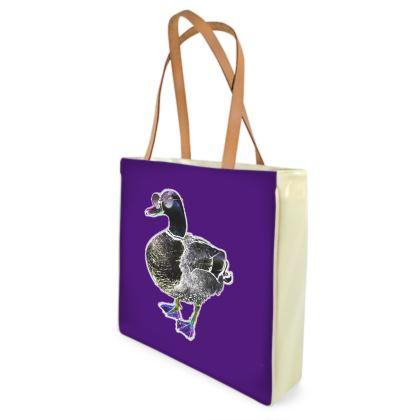 Beach Bag - Disco Duck