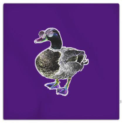 Picnic Blanket - Disco Duck