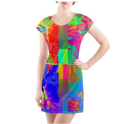 Brilliance T-Shirt Dress - UK Size 10/12 (M)