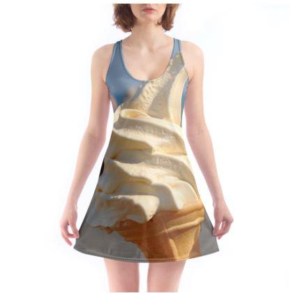 Beach Dress - Ice Cream