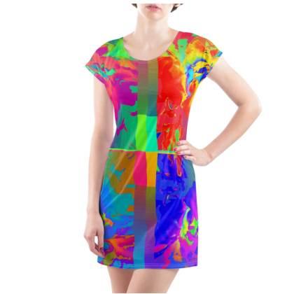 Brilliance T-Shirt Dress - UK Size 14/16 (L)