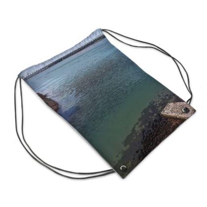 Swim Bag - Welsh Ocean