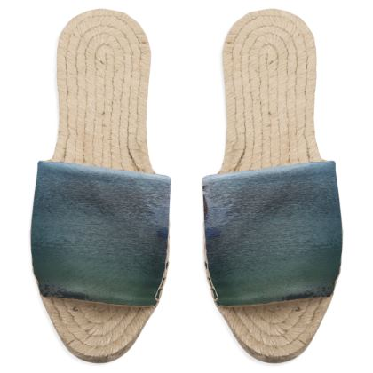 Sandal Espadrilles - Welsh Ocean