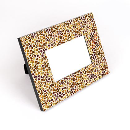 Leopard Skin Collection Cut-Out Frame