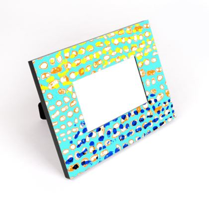 Textural Collection multicoloured Cut-Out Frame