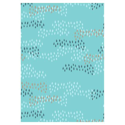 Pop Floral Tangerine double deckchair