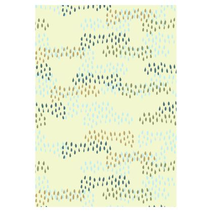 Pop Floral Ruby double deckchair