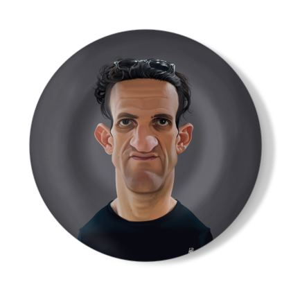 Casey Neistat Decorative Plate