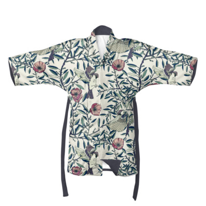 Among the Olive Trees - boho-chic Kimono
