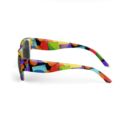 Rainbow Rave Sunglasses