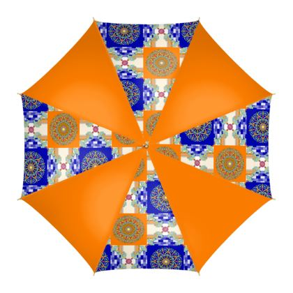Roads of Barcelona - Blunge - Umbrella
