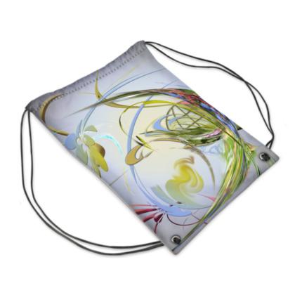 Drawstring PE Bag - Gympapåse  - The Bulb