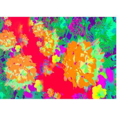 Hydrangea Harmony Handbag