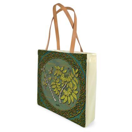 Celtic Ash Shopper Bag