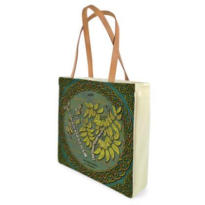 Tree Calendar Ash Tree Shopper Bag