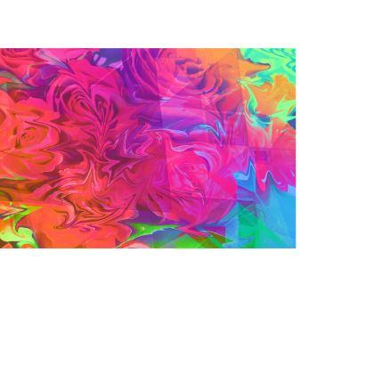 Velvet Roses Handbag