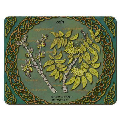 Tree Calendar Ash Placemats