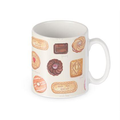Best Biscuits Builders Mugs