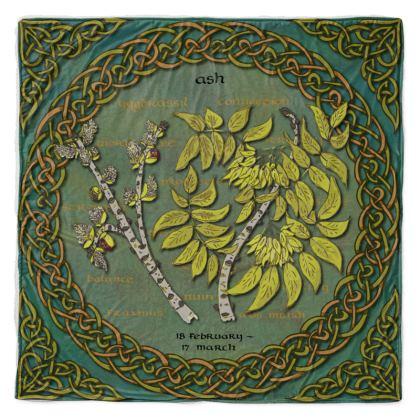 Tree Calendar Ash Throw