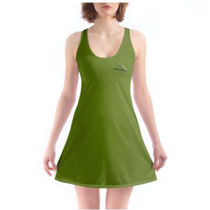 Beach Dress - Mantis