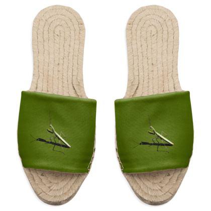 Sandal Espadrilles - Mantis