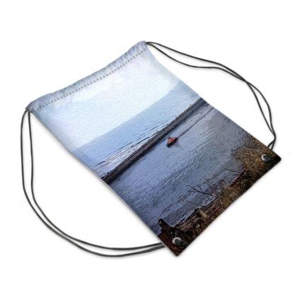 Swim Bag - Whitby Sea