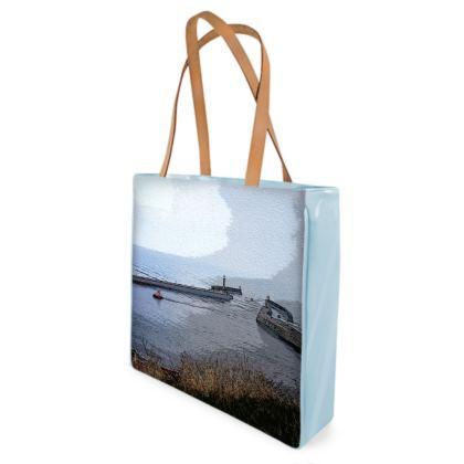 Beach Bag - Whitby Sea