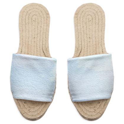 Sandal Espadrilles - Whitby Sea