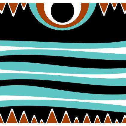Men's Swimming Shorts - Tribal