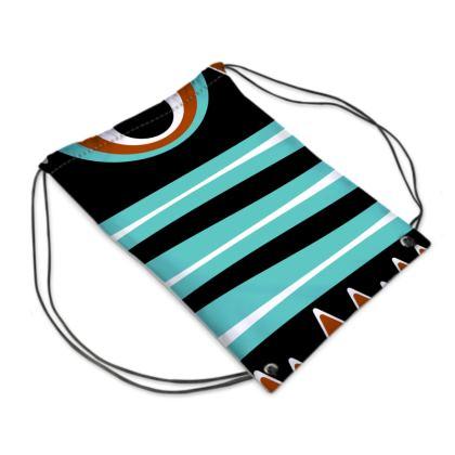 Swim Bag - Tribal
