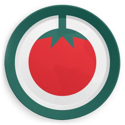 Red Tomato Print Plate