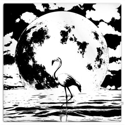 Picnic Blanket - Flamingo