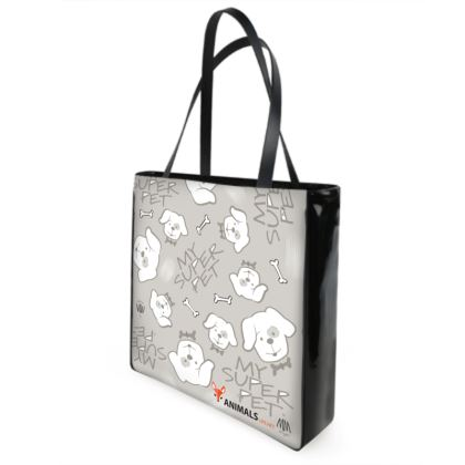 SHOPPING BAG  A SOSTEGNO DEL PROGETTO Animalslife.NET