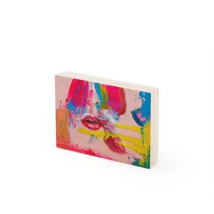 Splash Wood Prints