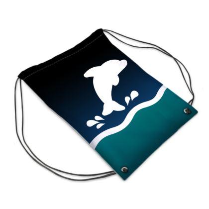 Swim Bag - Dolphin