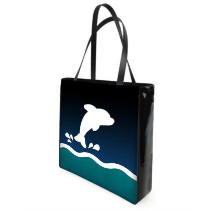 Beach Bag - Dolphin