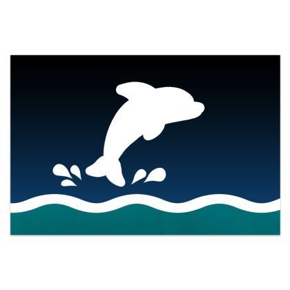 Sarong - Dolphin
