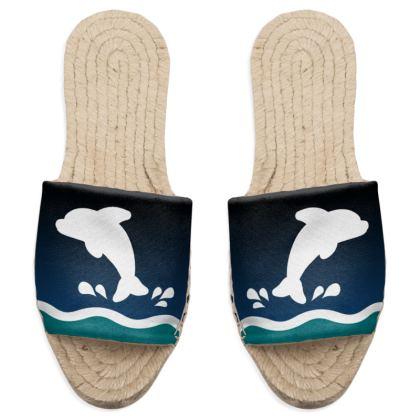 Sandal Espadrilles - Dolphin
