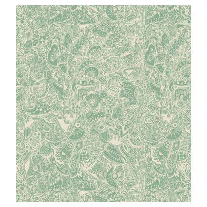 Extremely Detailed Skater Dress