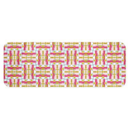 Roads of Barcelona - Pink - Blanket Scarf