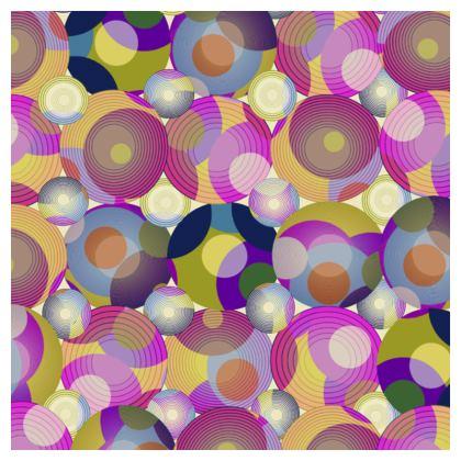Moon Collection on cream Luxury Cushions