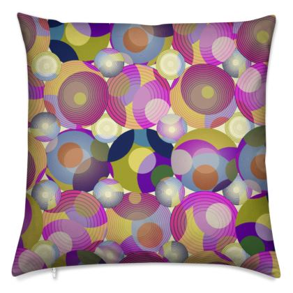 Moon Collection on cream Cushions