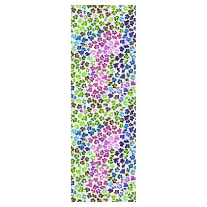 Leopard Skin Multicoloured Collection Deckchair