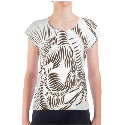 Encompass The Day: Ladies T Shirt