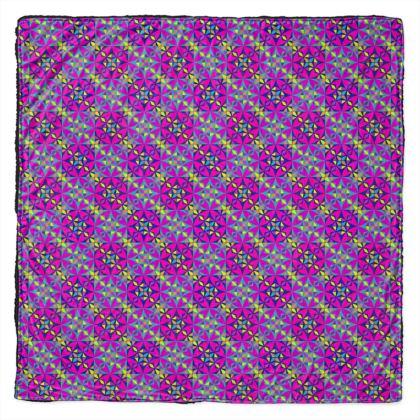 Throw Tile Purple