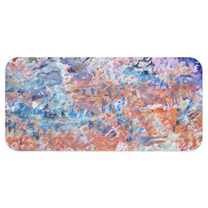 Blanket Scarf Watercolor Texture 1