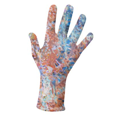 Gloves Watercolor Texture 1