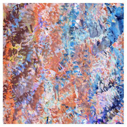 Mens Swimming Shorts Watercolor Texture