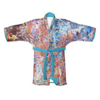 Kimono Watercolor Texture