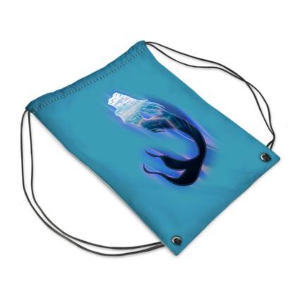 Swim Bag - Magical Mermaid